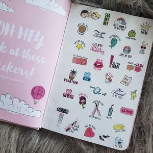 Too Faced Office - Too faced planner diary.